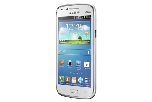 Samsung Galaxy Core Front