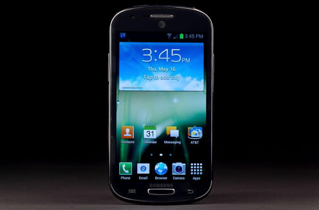 Samsung Galaxy Express review weather