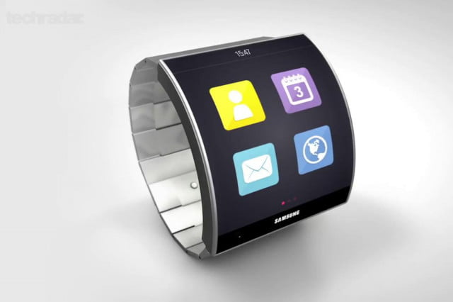 galaxy gear  to use tizen not android samsung