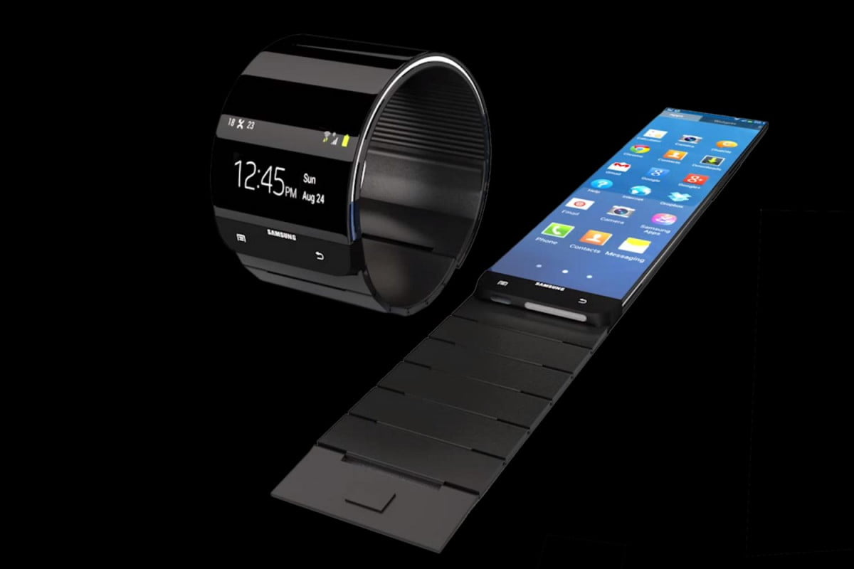 everything we know about samsungs rumored galaxy gear smartwatch samsung rumor roundup flat and in tact