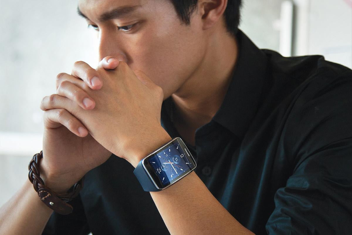 how ifa  reshaped the landscape for wearable tech samsung galaxy gear s wearables