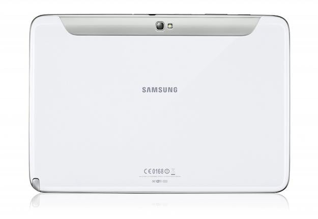 Samsung Galaxy Note 10.1 Redesign Rear
