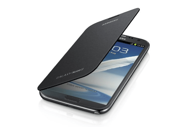Samsung Galaxy Note 2 Flip Cover Case
