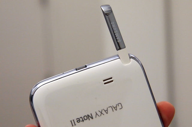 galaxy note  leaked specification samsung s pen