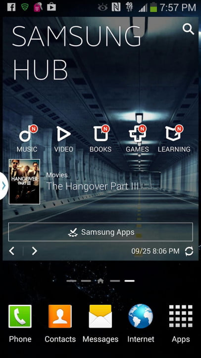 samsung galaxy note  review android hub