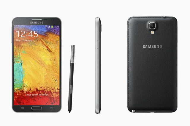 samsung galaxy note  neo unveiled launches next month