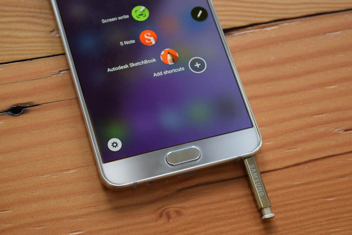 galaxy note  s pen flaw samsung review