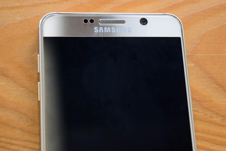 samsung galaxy note  review screen off