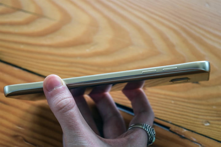 samsung galaxy note  review side