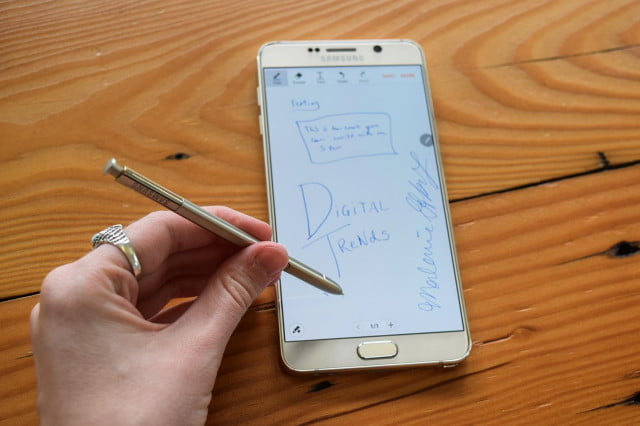 google andorid n stylus support samsung galaxy note  review