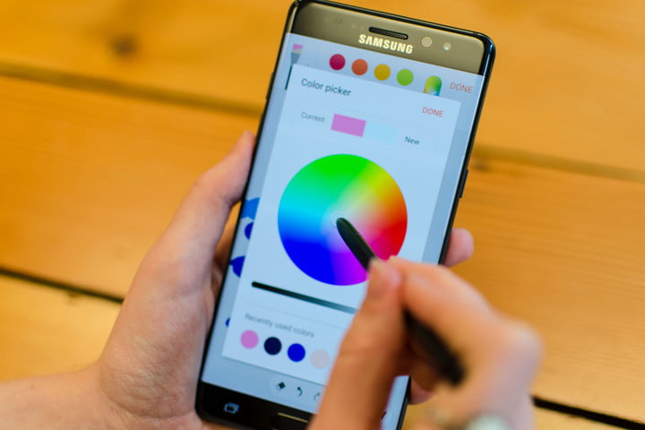 Samsung Galaxy Note 7 Review: Recalled and Rescored | Digital Trends
