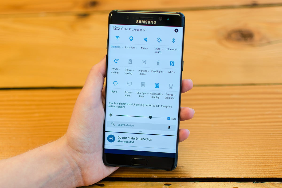 galaxy note  problems samsung