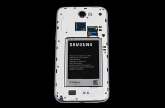 Samsung Galaxy Note II Battery Life