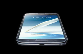 Samsung Galaxy Note II Design