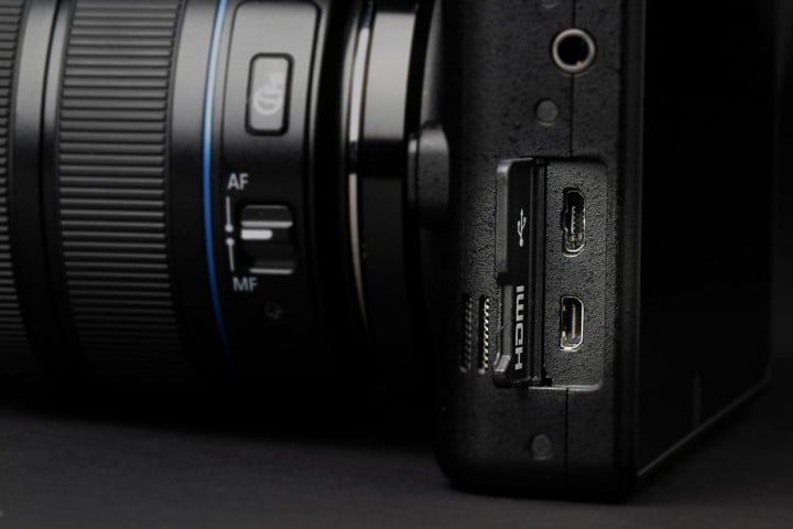 samsung galaxy nx review hdmi