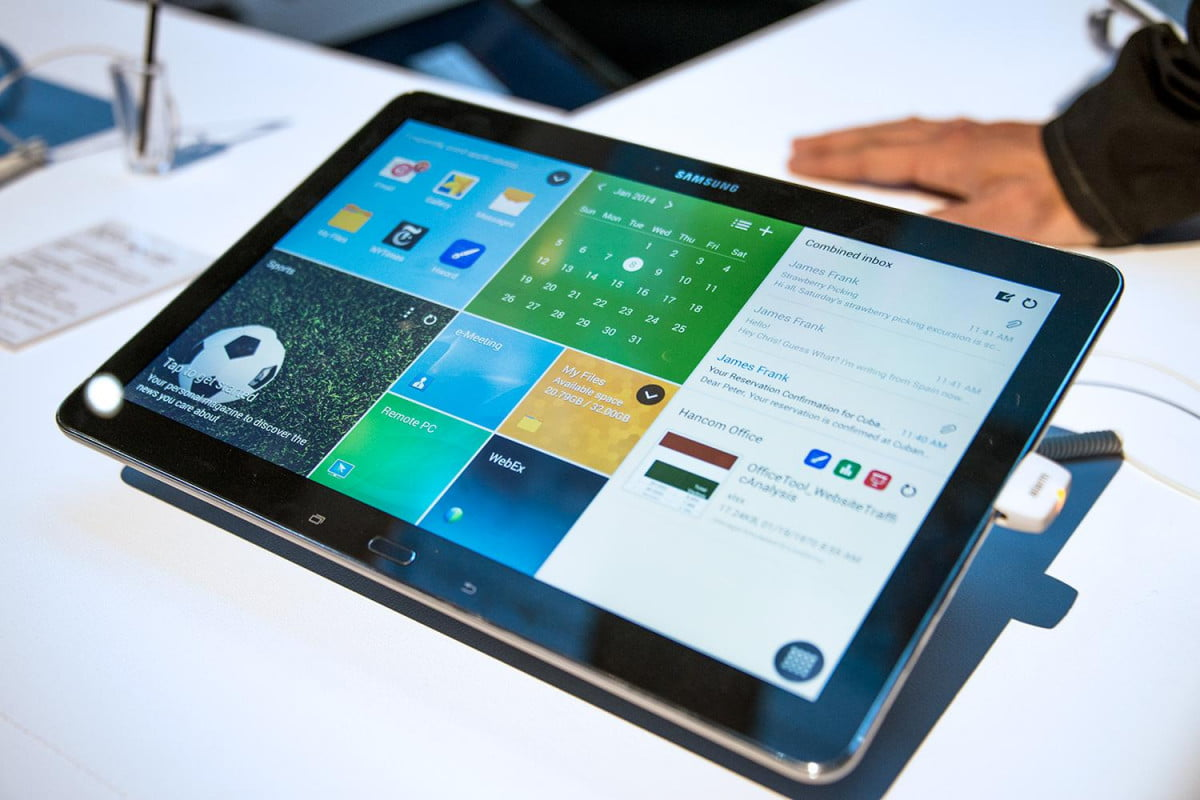 galaxy note pro and tab tablets price release dates samsung