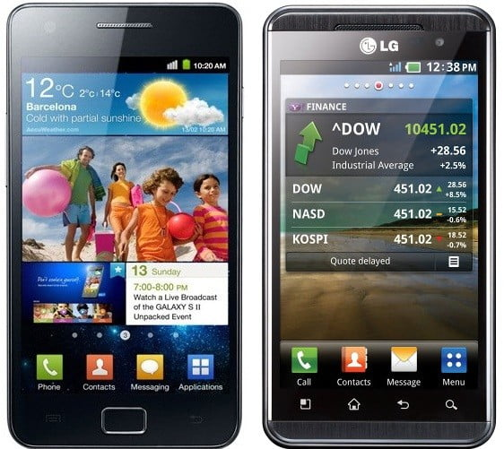 samsung-galaxy-s-ii-vs-lg-optimus-3d-front