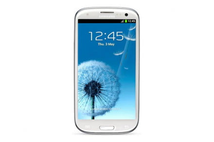 Samsung Galaxy S3 android 4.0 ice cream smartphone