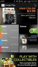 Samsung Galaxy S3 review screenshot google play