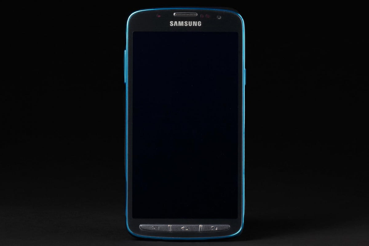 samsung galaxy f rumored for early  release s active review front screen off
