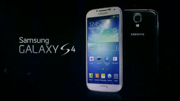 samsung announces the galaxy s  at new york event black white