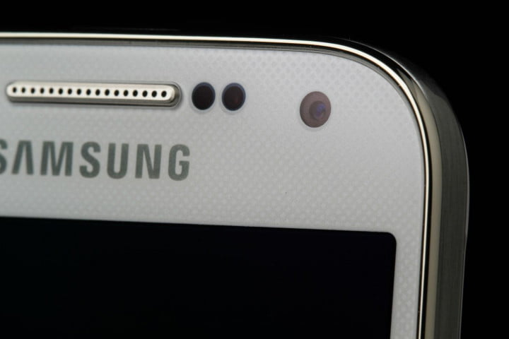 samsung galaxy s  mini review front camera macro