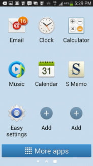 samsung galaxy s4 screenshot apps