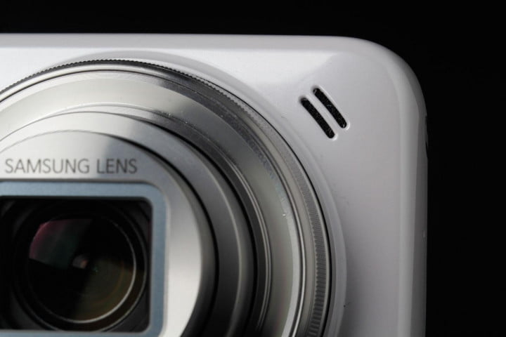 samsung galaxy s  zoom review camera side speaker