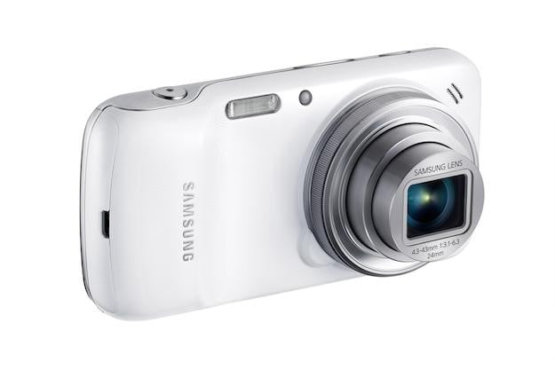 Samsung Galaxy S4 Zoom Rear