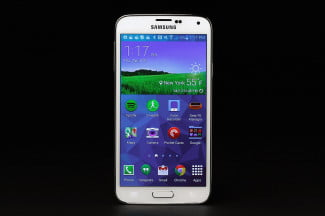 Samsung Galaxy S5 review android screen home