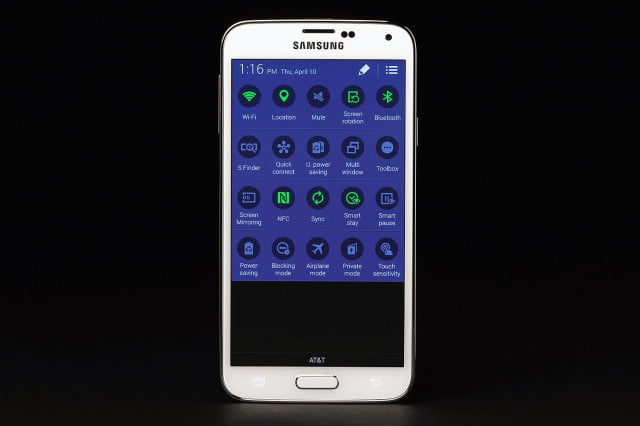 samsung find device security flaw galaxy s  review android screen settings