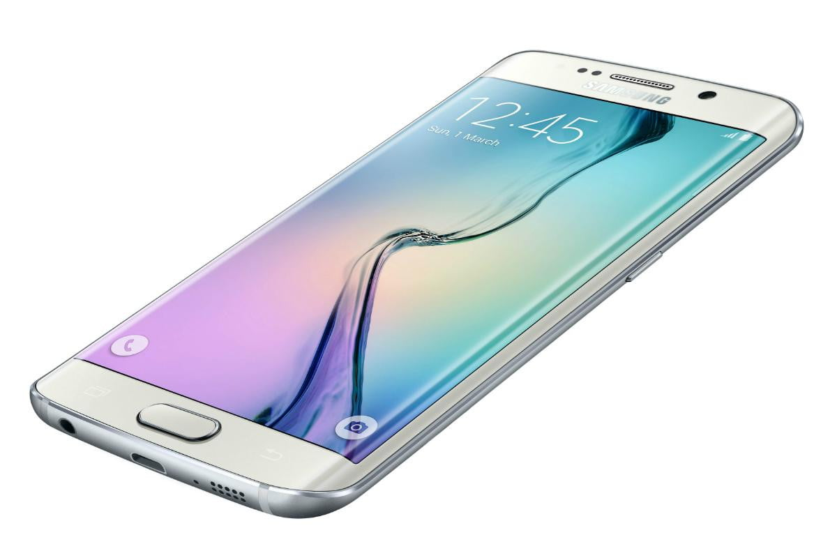 that sexy curved glass display may hamper the availability of samsungs galaxy s  edge samsung