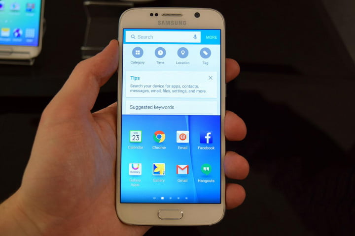 samsung galaxy s  and edge hands on review