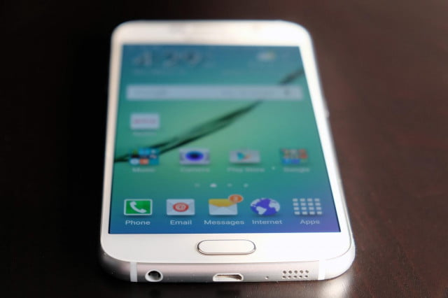 software not hardware reportedly to blame for samsungs latest woes samsung galaxy s  home button x