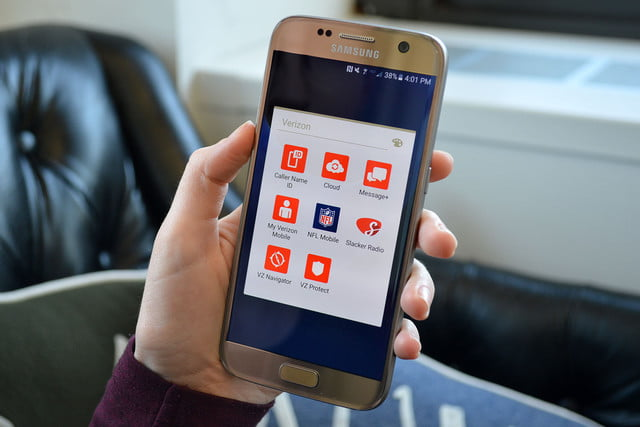 verizon update galaxy s  bloatware samsung