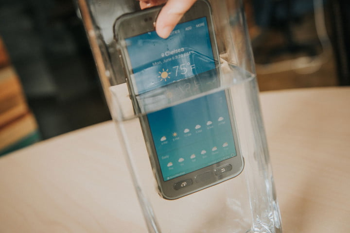 samsung galaxy s  active review activity zone