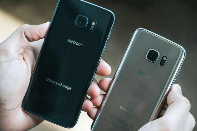 samsung bixby google assistant competition galaxy s  vs edge