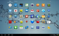 Samsung Galaxy Tab 2 10.1 Review apps