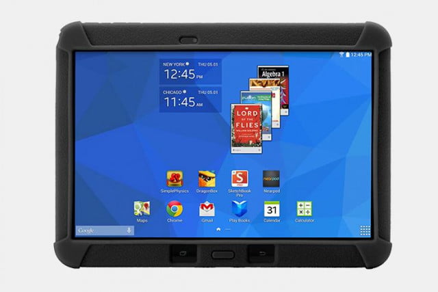 samsungs new galaxy tab  education tablet heads for the classroom samsung