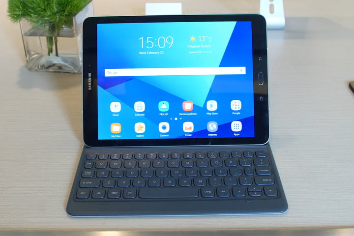 Samsung Galaxy Tab S3: First Impressions, Specs, Release ...