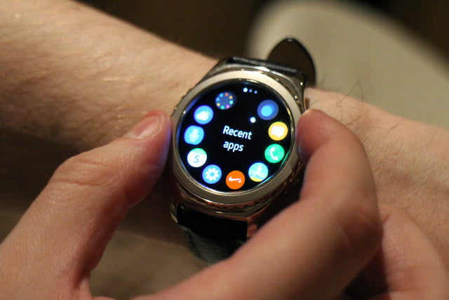 samsung patent smartwatch projector gear s  classic