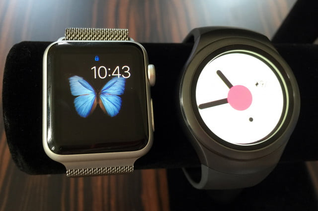 apple samsung court case might be over gear s  vs watch