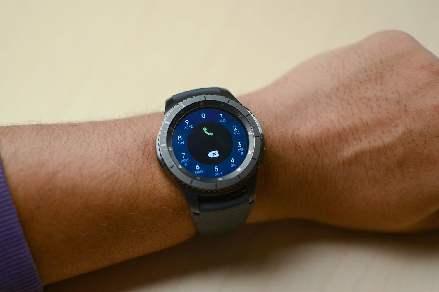 Samsung Gear S3 Review A Great Watch For Android Owners