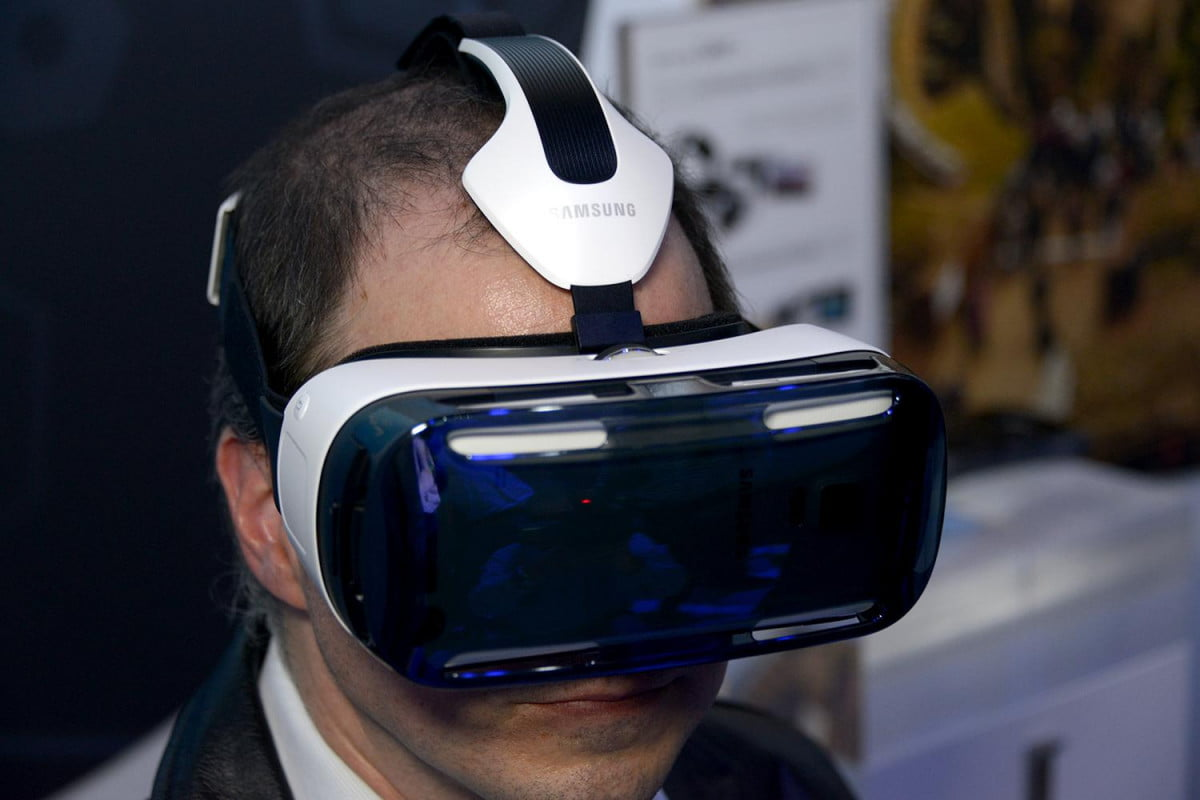 samsung gear vr on sale now for