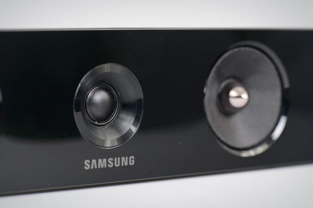 Samsung HT E6500W center channel home theater system