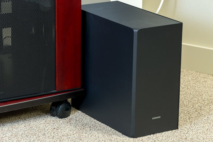 samsung hw k  dolby atmos review