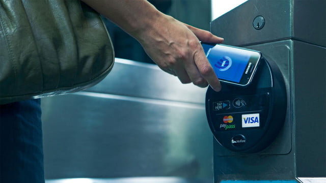 ibm visa mobile payments samsung payment feat