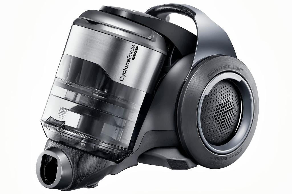 dyson sues samsung for ripping off its cylinder vacuum design motion sync cleaner