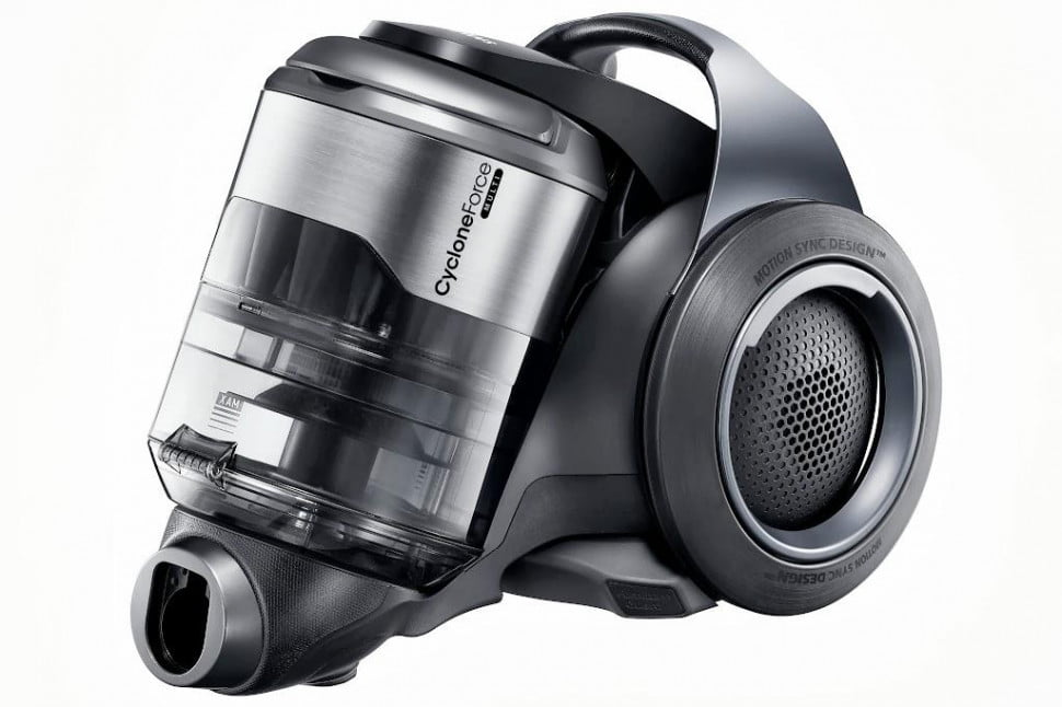 Samsung Motion Sync vacuum cleaner
