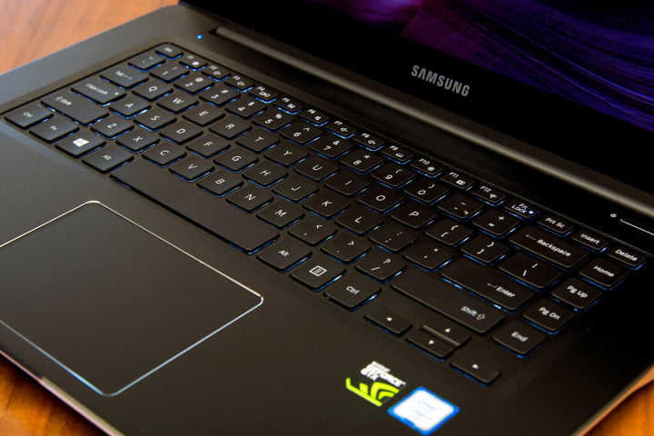 samsung notebook  pro np z l x us review kybrd